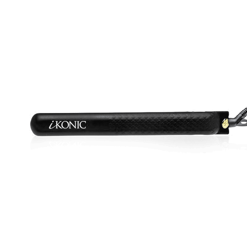 Persona Black Flat Iron Collection Ikonic Precision