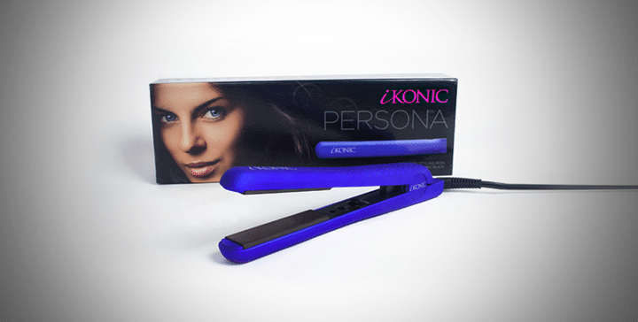 Ikonic Professional Hair Styling Tools Curling Wands Irons
