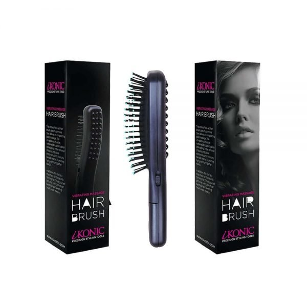 Vibrating Hair Brush with a box