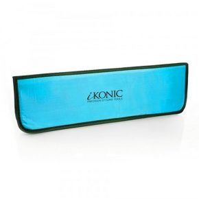 Travel case for hair straightener – Tiffany Blue