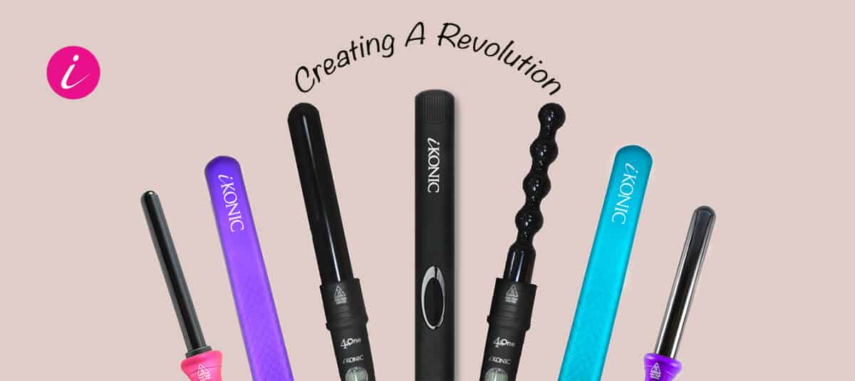 hair straightener ikonic